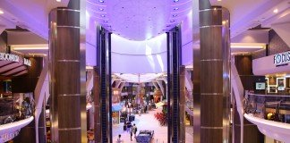 Harmony of the Seas Royal Promenade