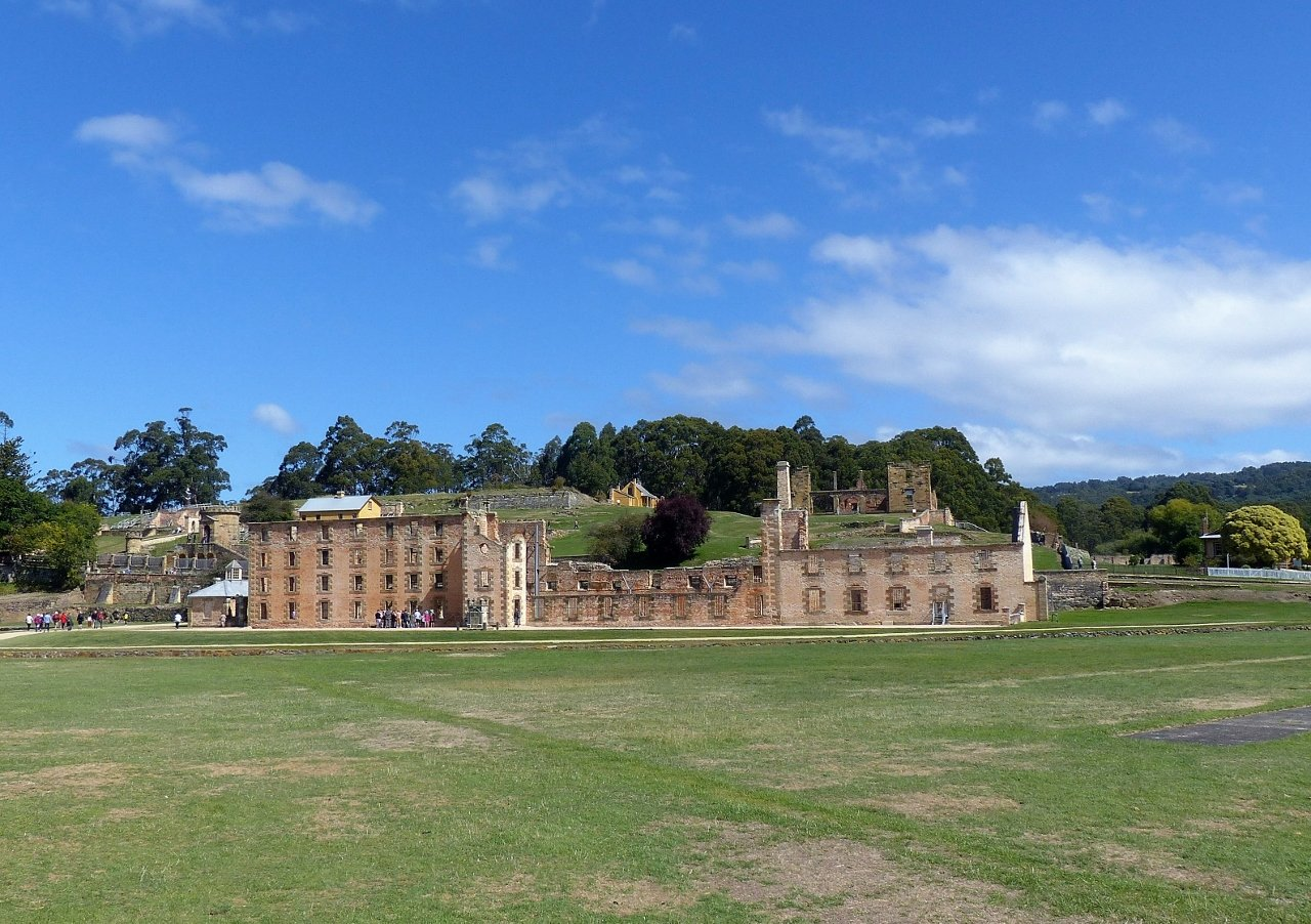 One of Australia's earliest penal colonies, Port Arthur is a stop on Carnival's 5-night Tassie Sampler itineraries.