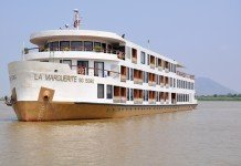 Travelmarvel sails the Mekong in Vietnam and Cambodia on the RV La Marguerite.