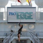 If you're after a dose of more extreme activities on your cruise holiday, the P&O Edge program will meet your needs.