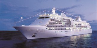 Silver Whisper will be the first Silversea Cruises vessel to be upgraded.