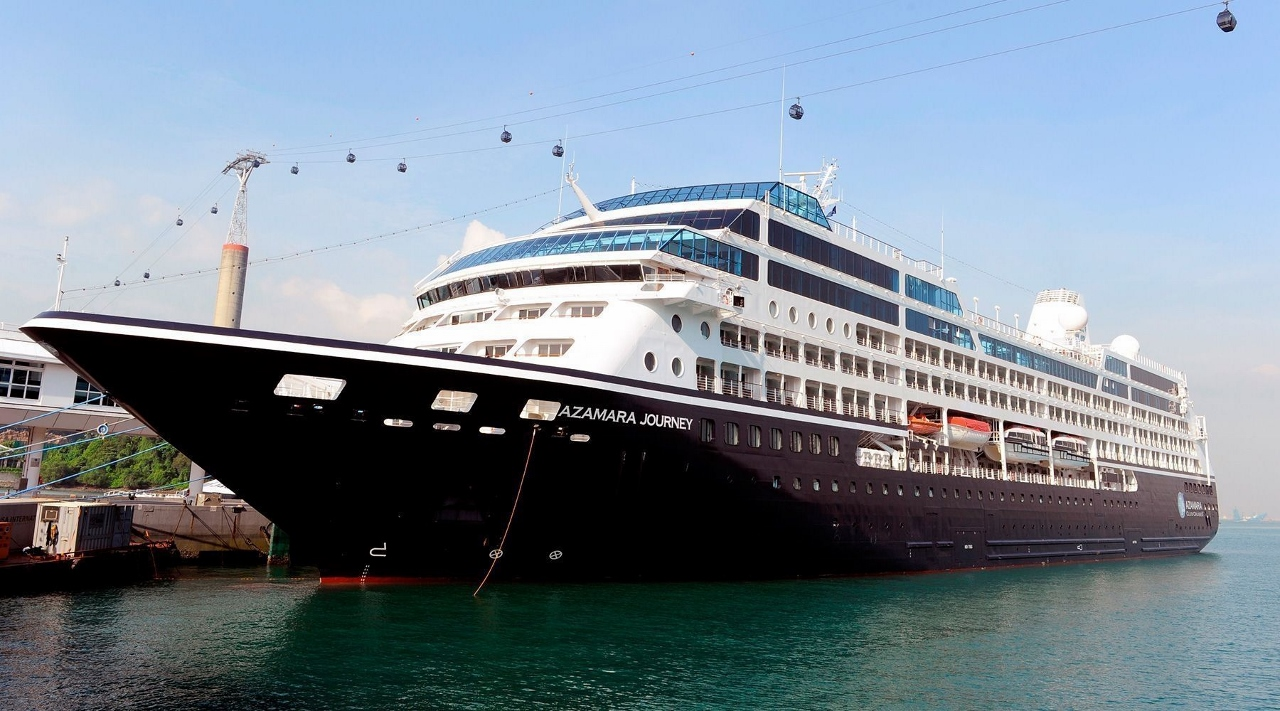 Azamara Journey will embark on a massive 31-day voyage in July, visiting all corners of the Mediterranean.