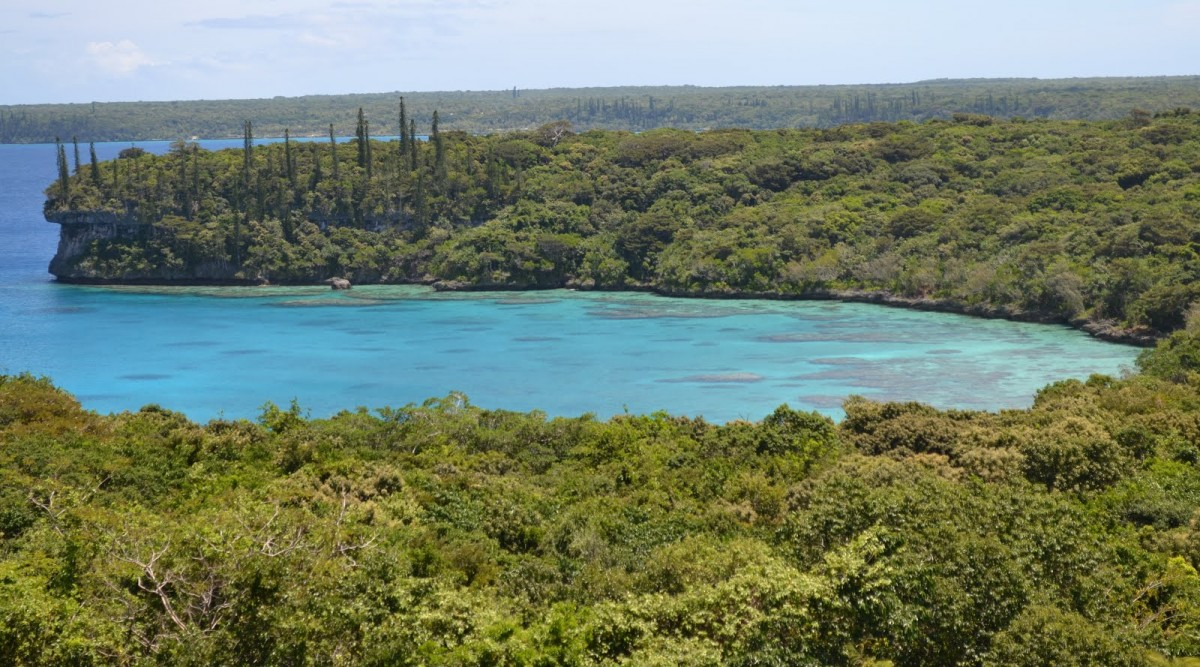 Lifou's Janik Bay is one of the most well preserved marine sanctuaries in the world.