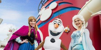 Disney Wonder will debut 'Frozen: A Musical Spectacular' from November.