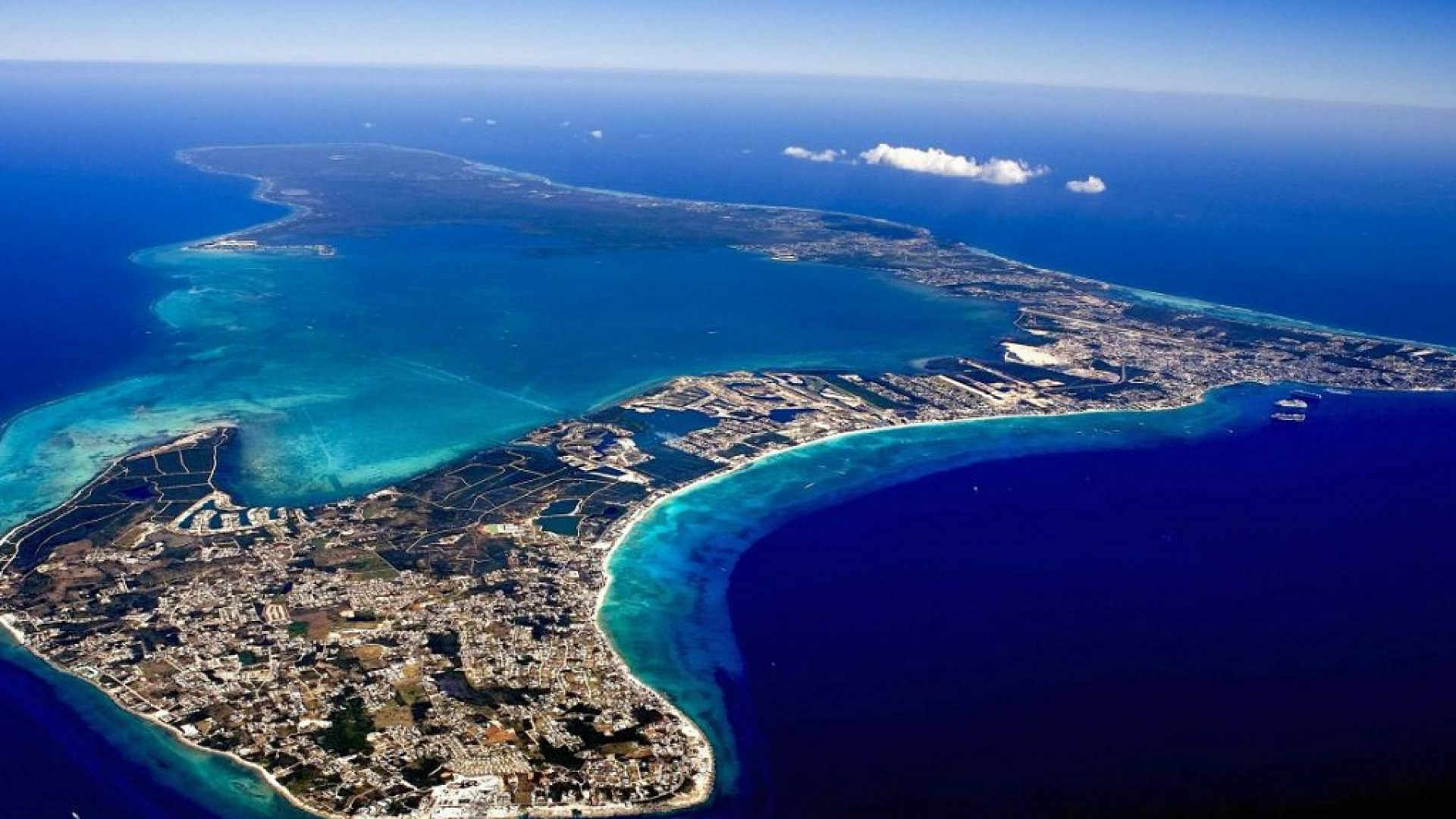 The island of Grand Cayman is one of the more tropical ports on a Western Caribbean voyage.