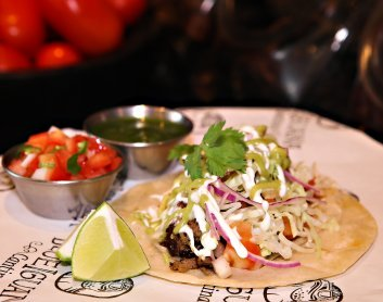 Every finished product at Carnival Cruise Line's BlueIguana Mexican Cantina will look different but will match your tastes - you built it after all.