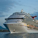 Carnival Vista joined the Carnival Cruise Line fleet earlier this year.