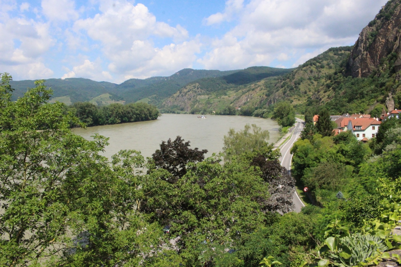 Austria's Wachau Valley is one of the most picturesque parts of any river cruise through Austria.