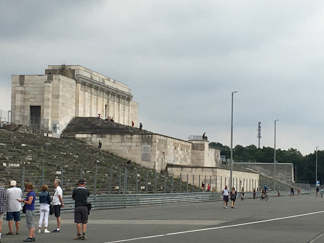 Pivotal to a major part of the 20th century, the Nuremburg rally grounds form part of a city tour.