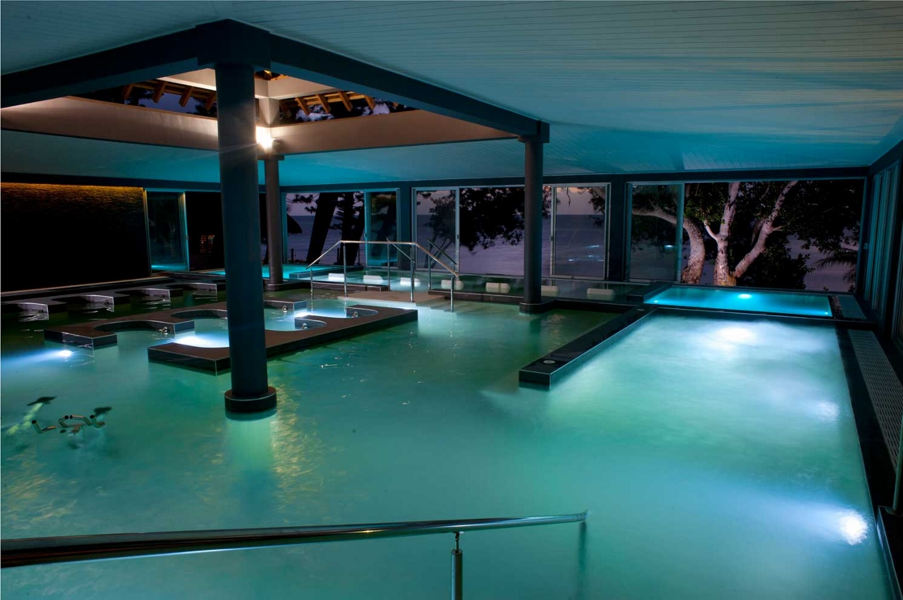 If you just want to relax in some peace and quiet off the ship, Noumea offers a chance to try out a day spa.