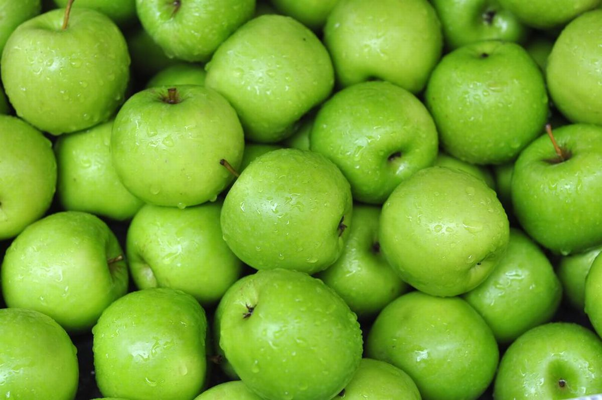 Green apples are an easy way to feel better.