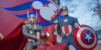 Disney Cruise Line is expanding its Marvel Superhero Academy to a second ship.
