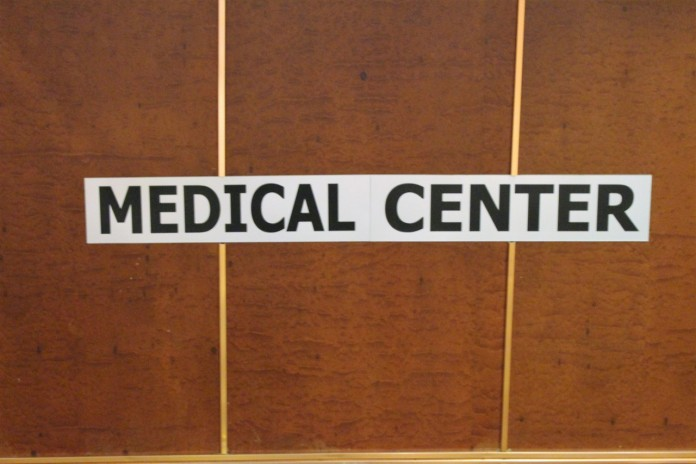 Cruise ships provide well stocked and extensive medical facilities.