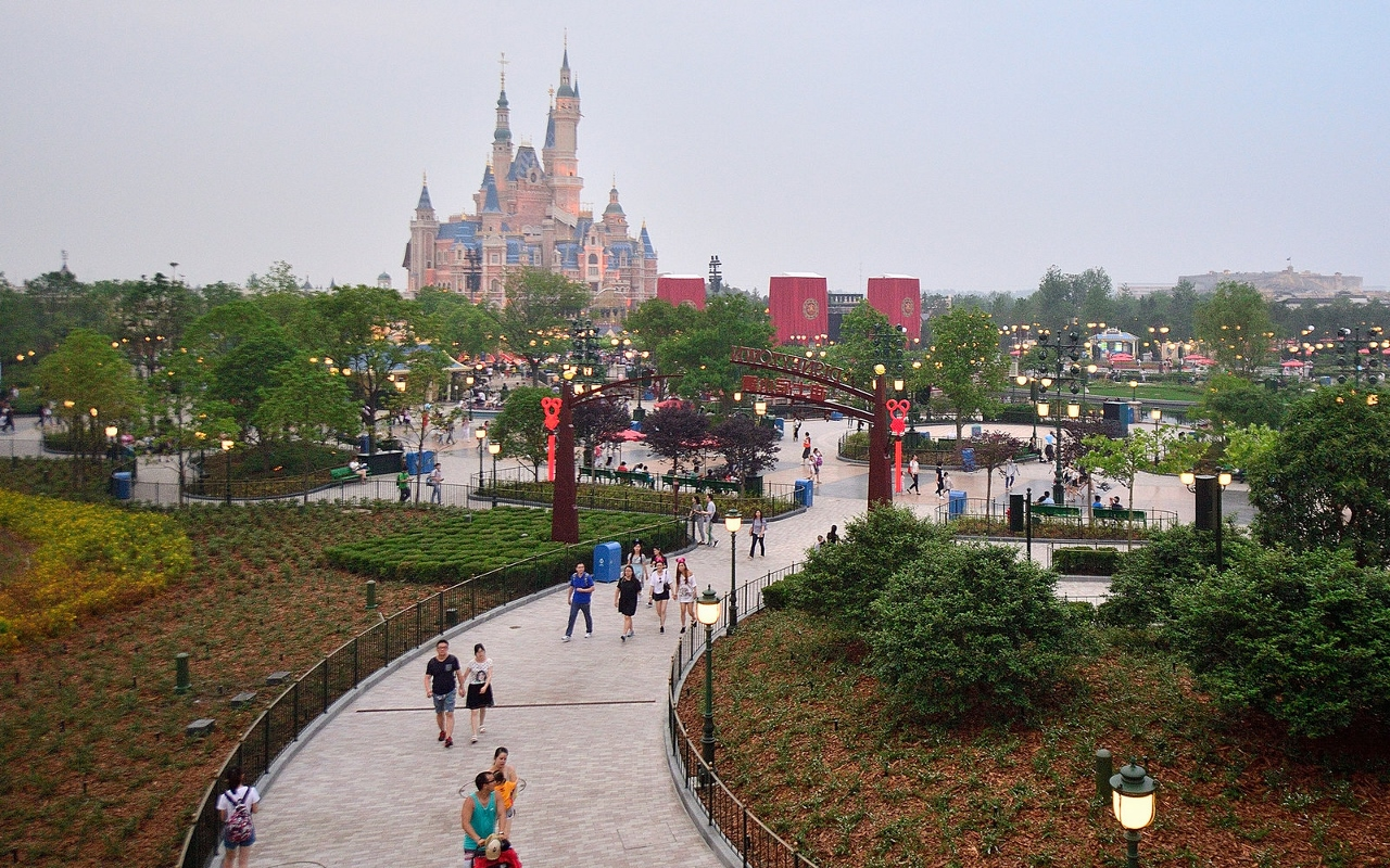 Opened a few months ago, Shanghai Disneyland is an enormous, ultra-modern example of the Disney brand of magic.