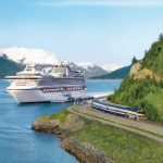 Princess Cruises will send seven ships to cruise in Alaska in the 2018 season.