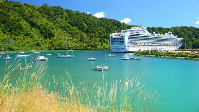 New Zealand offers a wide range of great shore excursions to enjoy during a cruise.