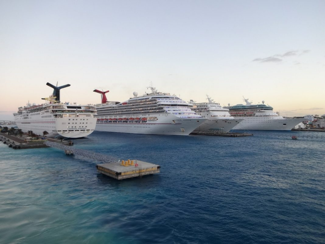 The Carnival Cruise Line fleet currently features 25 ships sailing in the USA and in Australia.