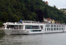 Scenic Gem can be found cruising the rivers of Europe, with guests living it up in lavish surroundings.