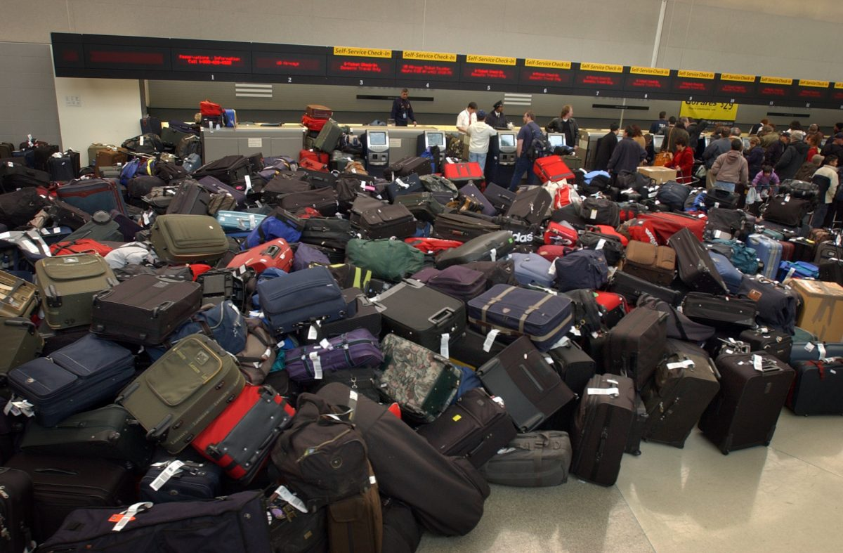 Lost luggage can be a nightmare at the start of a cruise, when booking air through a cruise line, they can more easily assist to sort any problems you may have.