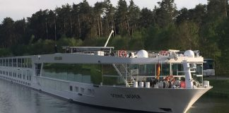 Scenic Jasper was one of the first next generation river cruise ships released by Scenic.