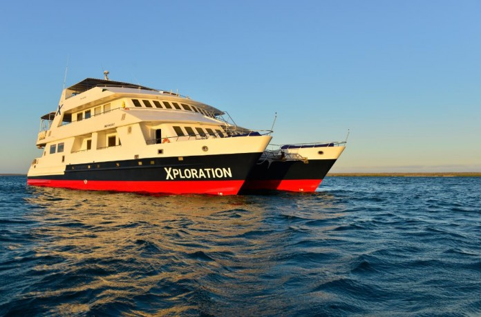 Celebrity Cruises has opened the doors to its new-look Galapagos expedition vessels.