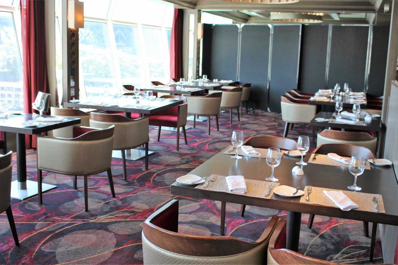 Chops Grille is Royal Caribbean's steakhouse and features on all five of the line's Australian ships.