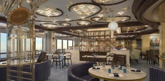 Princess Cruises' Majestic Princess will offer La Mer - a French bistro.