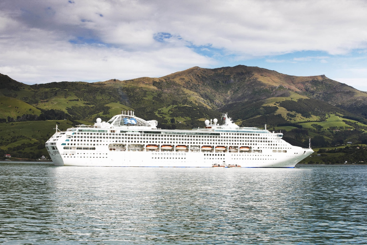 Sea Princess is well suited to long cruises, usually featuring on world voyages for Princess Cruises every year.