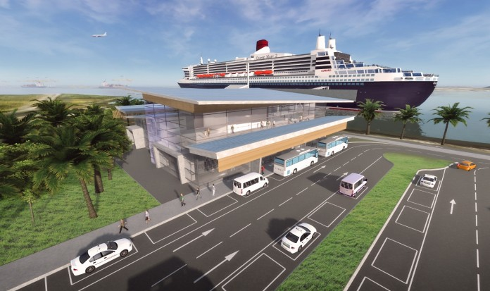 Brisbane is expected to offer a brand new terminal for newer, bigger cruise ships from 2019.