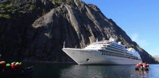 Seabourn offers the Ventures by Seabourn program.