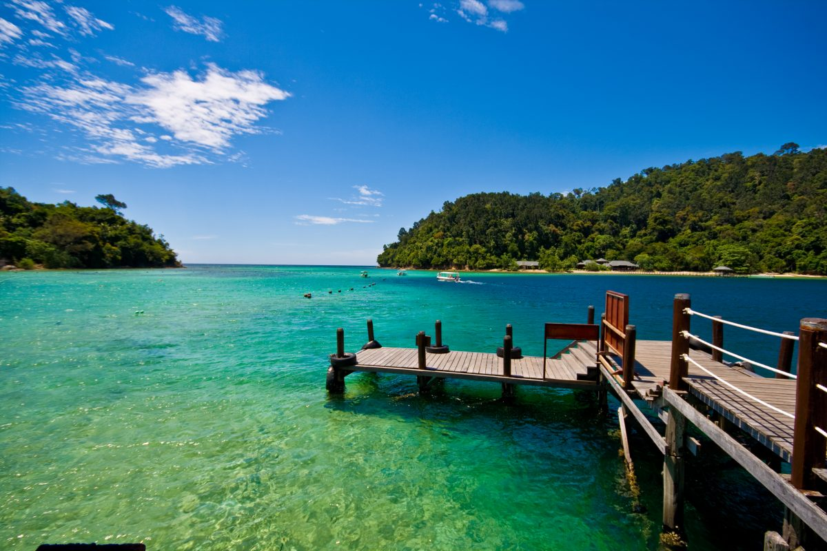 The tropical waters of Malaysia are on offer for next Christmas Day aboard Mariner of the Seas.