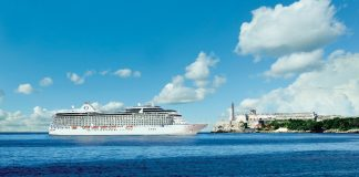 Oceania Marina will become the next cruise ship to sail directly between the United States and Cuba.