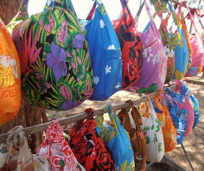 P&O Cruises will be bringing on some Vanuatu handicrafts for guests to buy onboard.