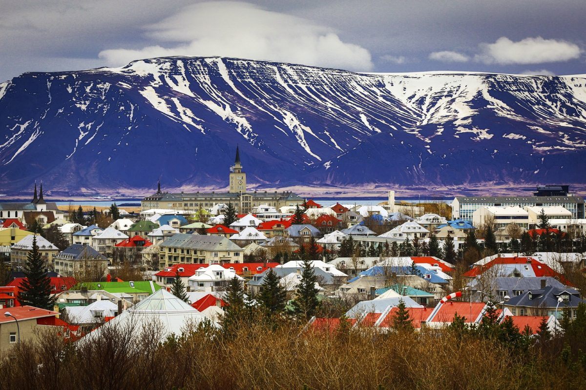 Reykjavik is an exciting homeport development for luxury and expedition lines.