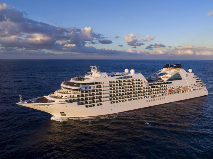 The new Seabourn Encore will arrive in Australia in late January 2017, weeks after her christening.
