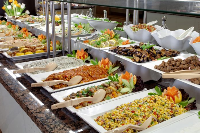 The vast array of food never seems to run out on a cruise ship, but how much does a ship really buy?