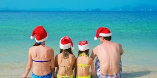 Cruising with the whole family at Christmas time may be better value than staying at home.