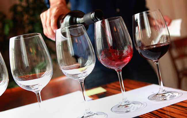Cunard's new wine courses are internationally recognised as a symbol of excellent and knowledge.