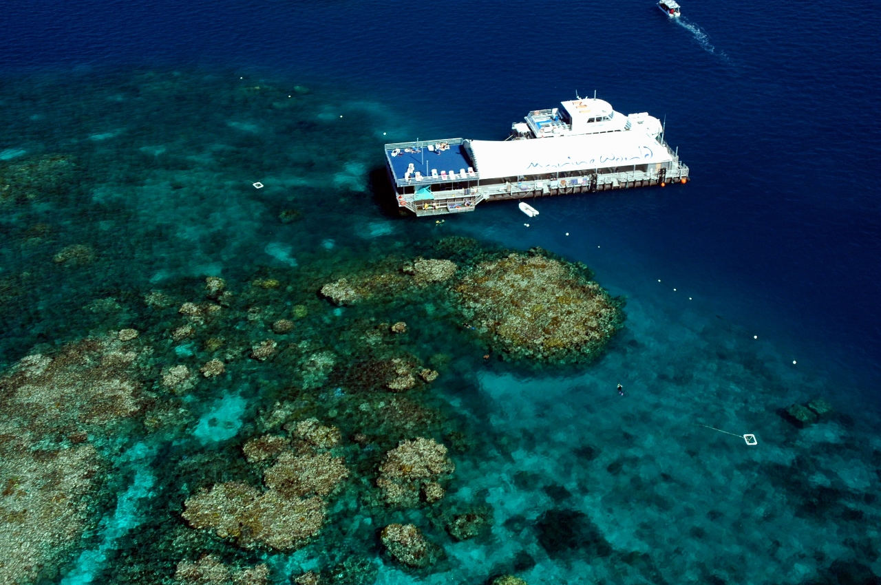 Celebrity Solstice guests can opt to swap their cabin for a very unique night sleeping among the Great Barrier Reef.