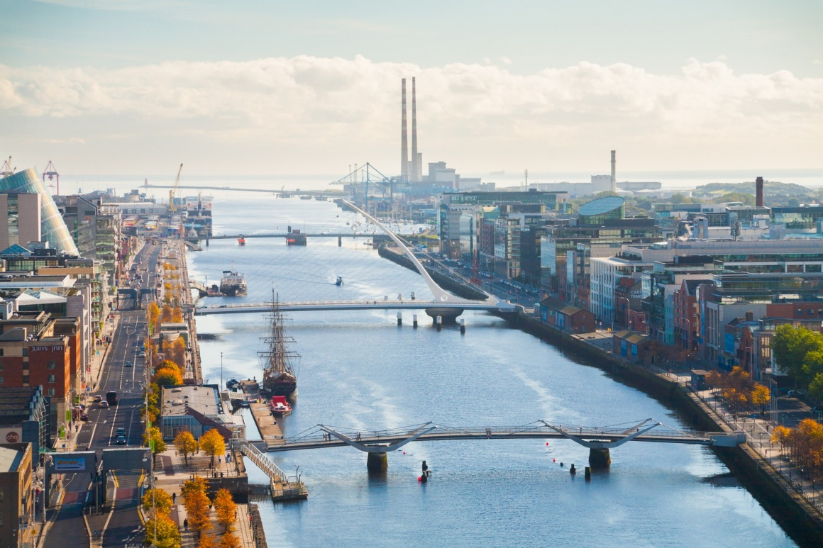 Dublin is the latest home port to be added to the map for global cruise line Celebrity Cruises.