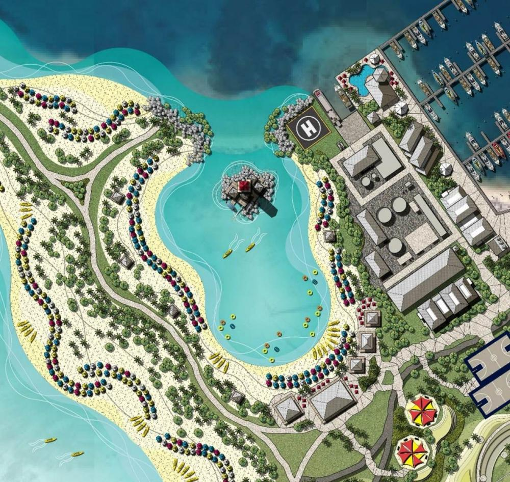 MSC guests will have access to a variety of beaches, each with plenty of seating to enjoy the sun.