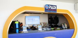 Royal Caribbean is now the only cruise line on which you can get your PADI scuba diving certification.