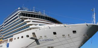 Costa Cruises' Costa Luminosa was recently in Sydney. We went onboard to check it out.