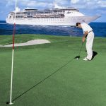 Golf cruises are growing in leaps and bounds in popularity.