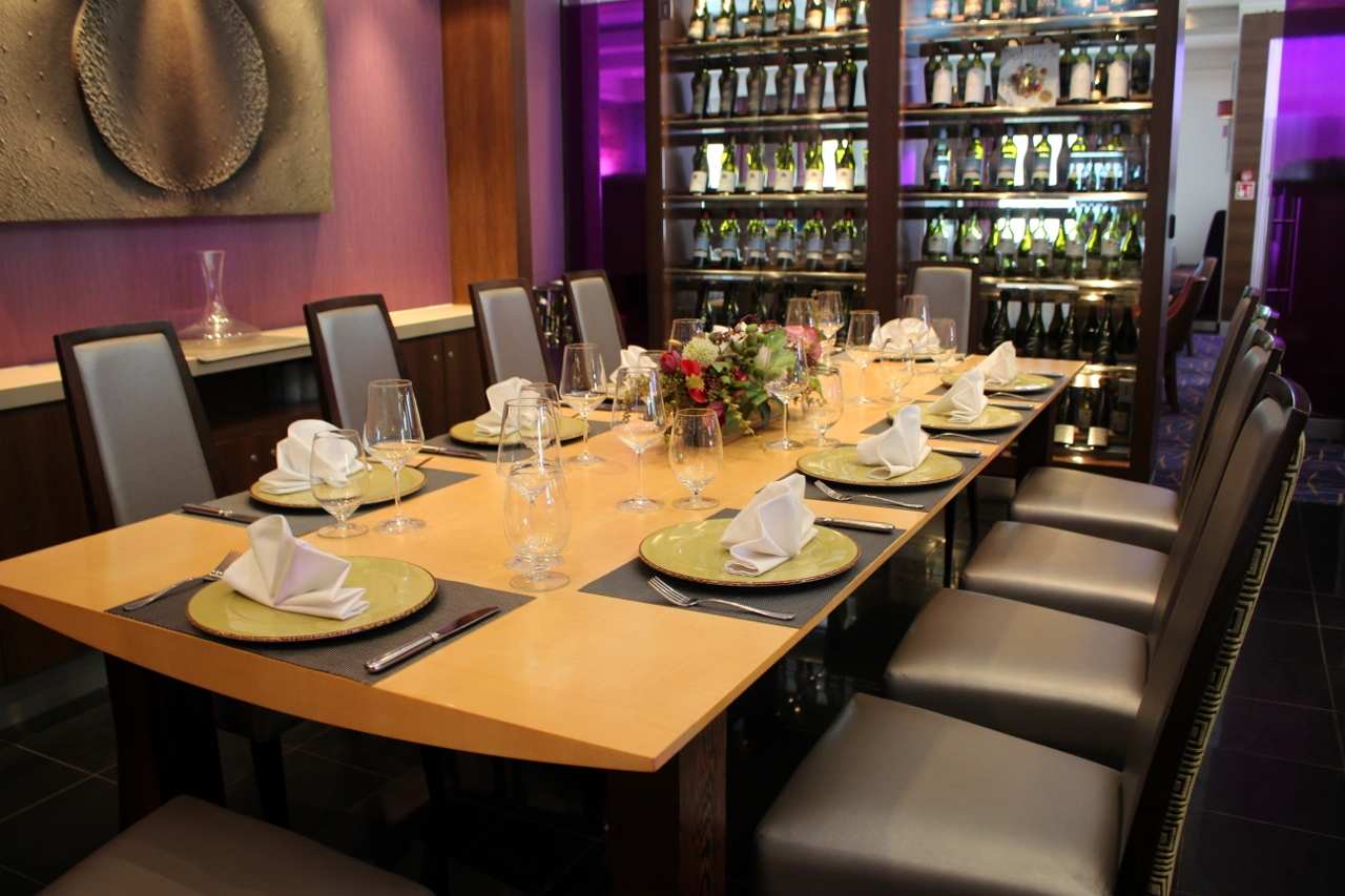 It's the finest of fine dining, which is why the Chef's Table is such an exclusive experience on cruise ships.