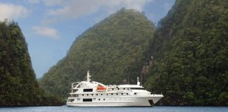 Coral Expeditions will send the larger Coral Discoverer vessel to sail its cruises in Tasmania.