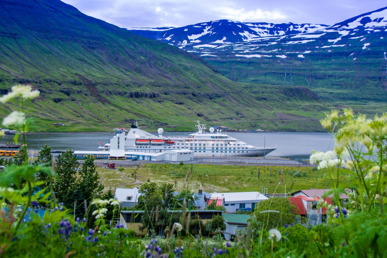 Star Legend in Iceland. The 212-guest ship will be in Alaska for a season from mid next year.