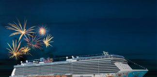 The original Norwegian Breakaway will be similar in size to four new ships coming to Norwegian Cruise Line next decade.