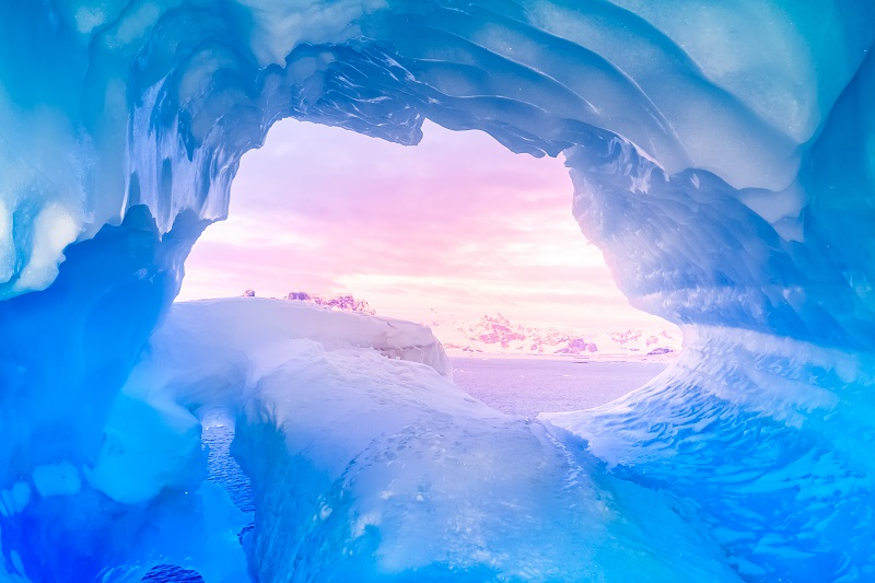Antarctica makes for some of the most naturally beautiful sights in the world so don't forget your camera.