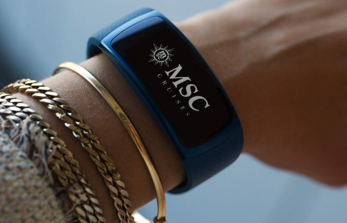 The MSC For Me Smart Bracelet will unlock a plethora of technology on MSC Cruises.
